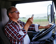 Trucking Distracted Driving
